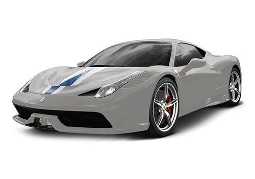Ferrari 458 Speciale Grigio Ferro Color