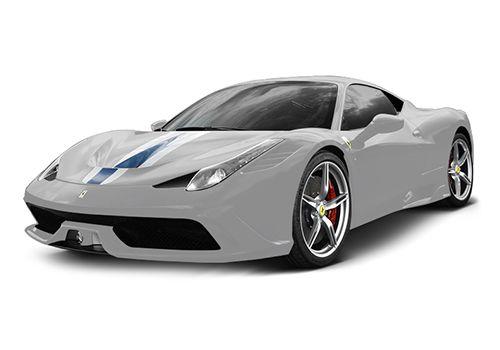 Ferrari 458 Speciale Grigio titanio Color