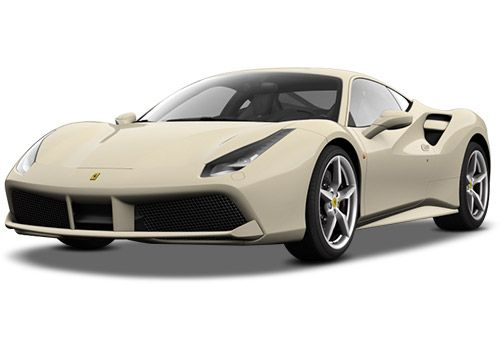 Ferrari 488 Avorio Color
