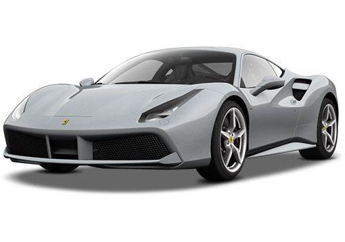 Ferrari 488 Grigio Alloy Color