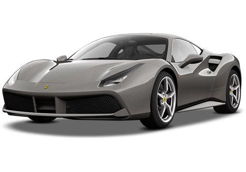 Ferrari 488 Grigio Ferro Color