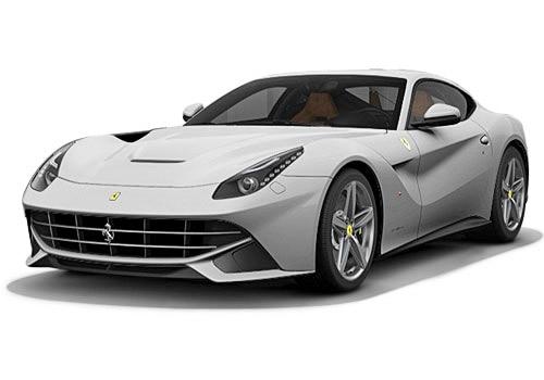 Ferrari F12berlinetta Argento Nurburgring Color
