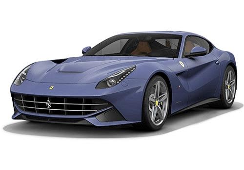 Ferrari F12berlinetta Blu Mirabeau Color