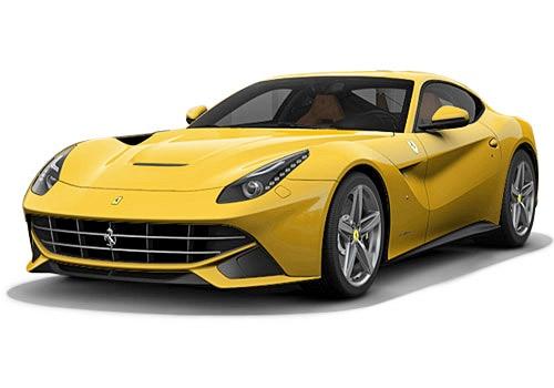 Ferrari F12berlinetta Giallo Modena Color