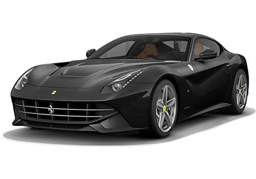 Ferrari F12berlinetta Nero Daytona Color