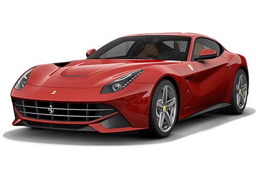 Ferrari F12berlinetta Rosso Corsa Color