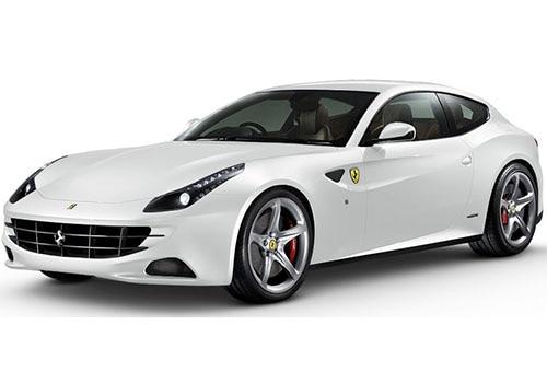 Ferrari FF Argento Nurburgring Color