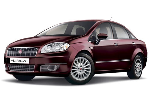 Fiat Linea 2007 2013 Tuscan Wine Color