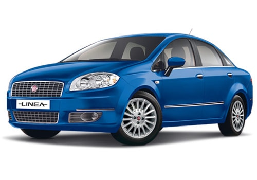 Fiat Linea 2007 2013 Oceanic Blue Color