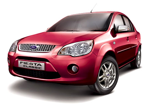 ford india rolls out lucrative discount on ford fiesta classic petrol. Black Bedroom Furniture Sets. Home Design Ideas