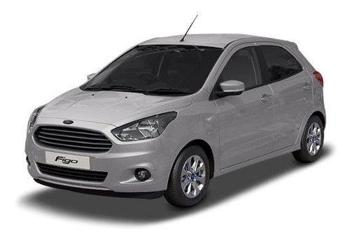 Ford Figo Ingot Silver Color