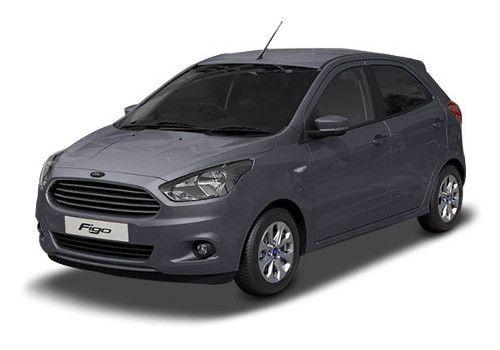 Ford Figo Smoke Grey Color