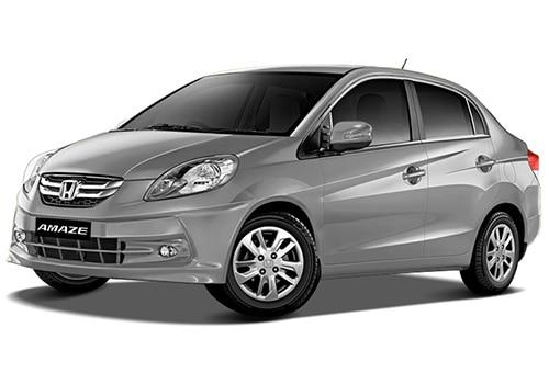 Honda Amaze 2013-2016 Alabaster Silver Metallic - Amaze Color