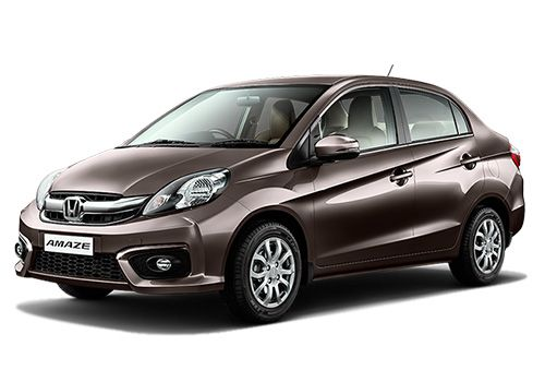 Honda Amaze Urban Titanium Metallic Color