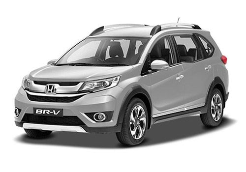 Honda BRV Alabaster Silver Metallic Color