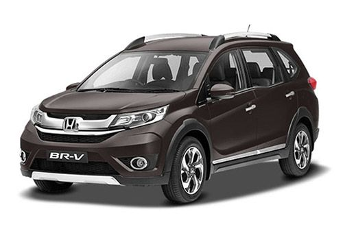Honda BRV Golden Brown Metallic Color