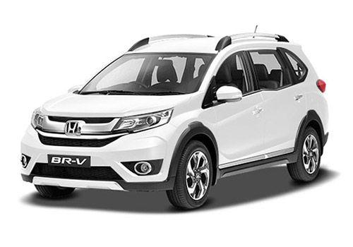 Honda BRV Taffeta White Color