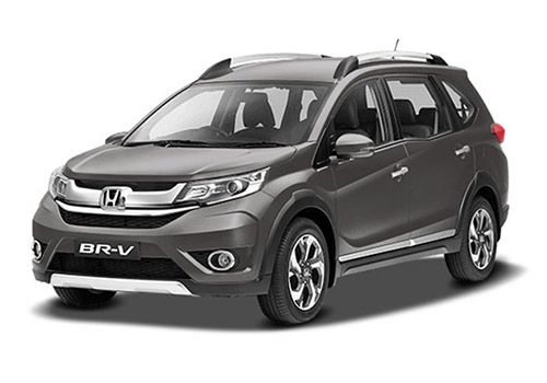 Honda BRV Urban Titanium Metallic Color