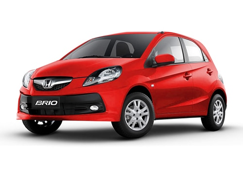 Image result for Rally Red new honda brio