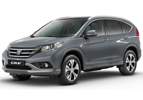 Honda CR-VAlabaster Silver Metallic Color