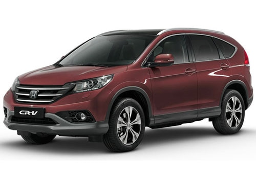 Honda CR-V Carnelian Red Pearl Color