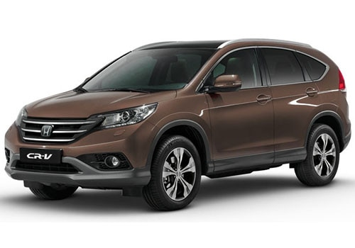 Honda CR-VGolden Brown Metallic Color