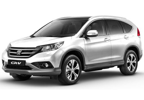 Honda CR-V White Orchid Pearl Color