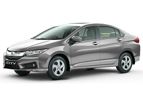 Honda CityAlabaster Silver Metallic - Honda City Color