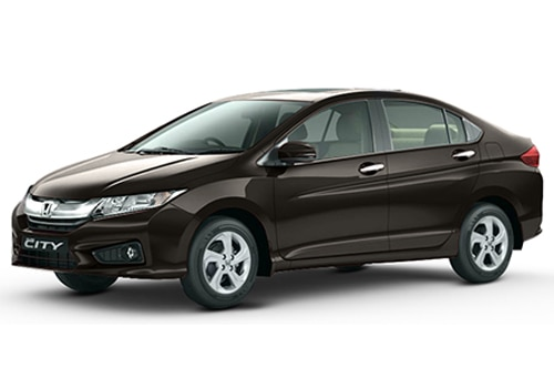 Honda City Golden Brown Metallic Color