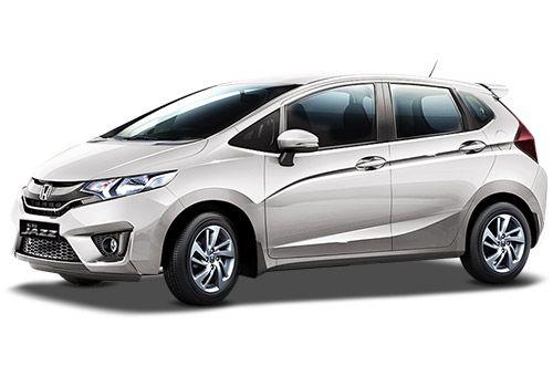 Honda JazzTaffeta White Color