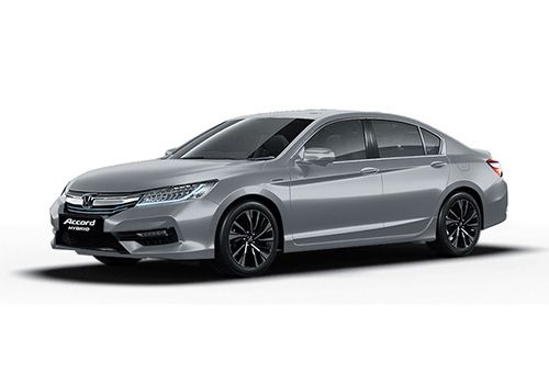 Honda AccordSilver Metallic Color