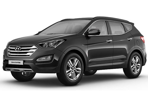 Hyundai Santa Fe Star Dust Color