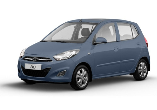 Hyundai i10 Star Dust Color