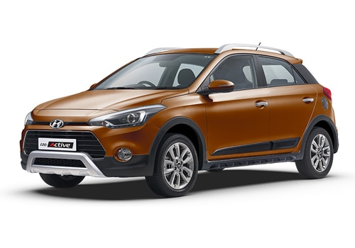 Hyundai i20 Active Earth Brown - i20 Active Color