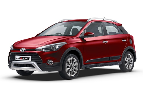 Hyundai i20 Active Red Passion  Color