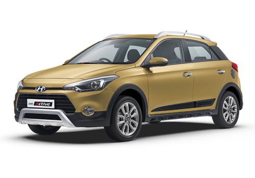 Hyundai i20 Active Retro Shine Color