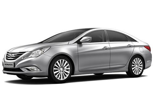 Hyundai SonataSleek Silver Color