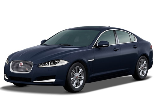 Jaguar XFDark Sapphire Color