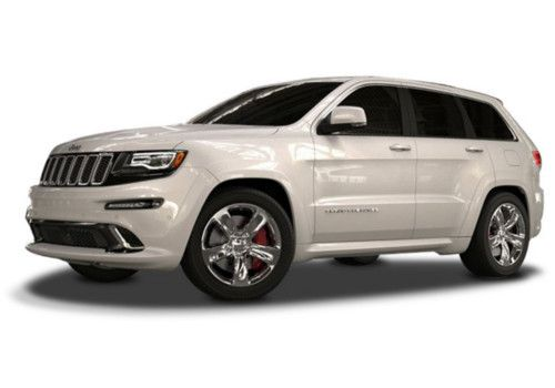 Jeep Grand Cherokee Bright White Color