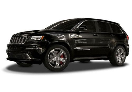 Jeep Grand Cherokee Brilliant Black Color