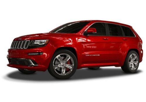 Jeep Grand Cherokee Deep Cherry Red Crystal Pearl Color