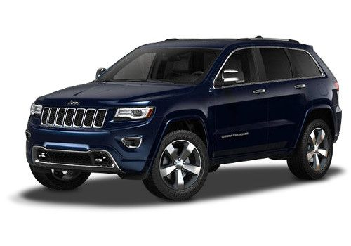 Jeep Grand Cherokee True Blue Pearl Color