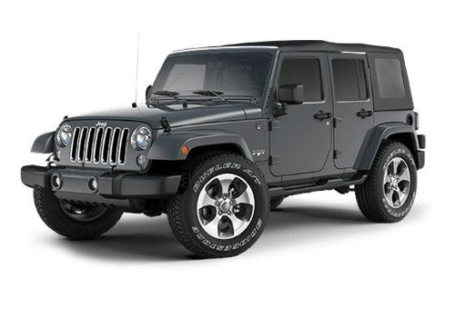 Jeep Wrangler Unlimited Rhino Color