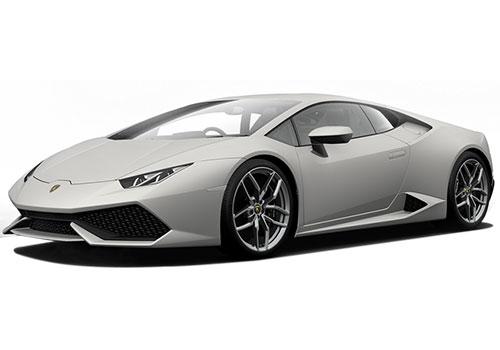 Lamborghini Huracan Bianco Canopus Color