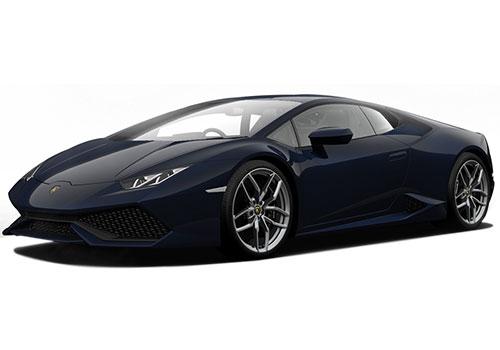 Lamborghini Huracan Blu Achelous Color