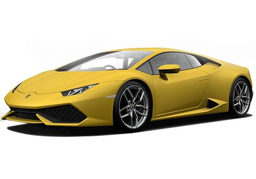 Lamborghini Huracan Giallo Horus Color