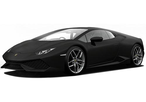 Lamborghini Huracan Nero Nemesis Color
