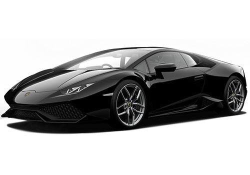 Lamborghini Huracan Nero Noctis Solid Color