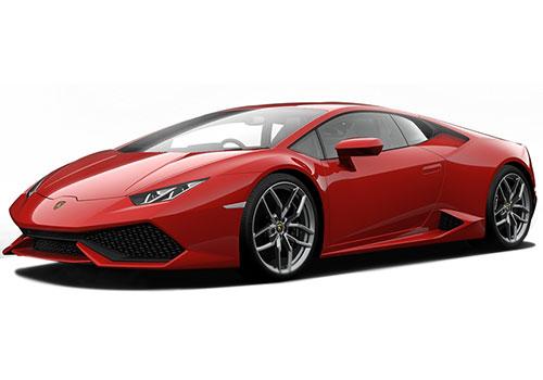 Lamborghini Huracan Rosso Mars  Color