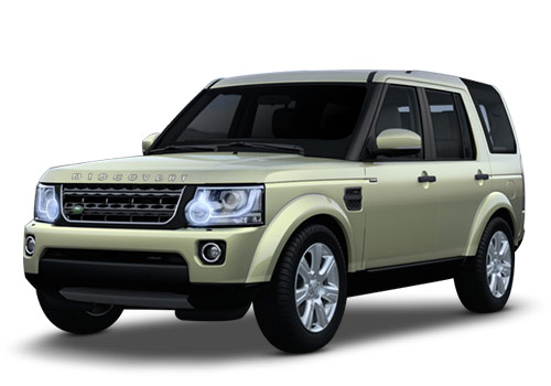 Land Rover Discovery 4 Chablis Color